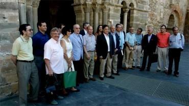 El Monasterio de Carracedo acoge el homenaje del Instituto Leónés de Cultura a Ramón Carnicer