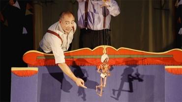 Marimba Marionetas abre con 'Qui y Jote en la isla de los piratas' el III Festival de Títeres Reino de León