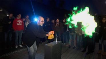 Marc Boada: 'Centros como Ene.Museo son importantísimos para una sociedad del conocimiento'