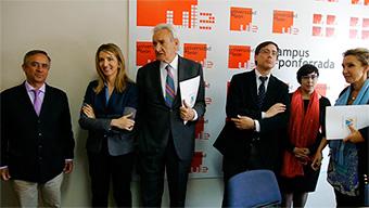 La Junta asume la presidencia de la Fundación Las Médulas y crea un único órgano gestor