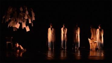 Poesía, danza y música se fusionan para expresar el amor en Pielescallar