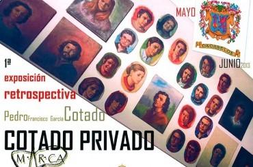 Retrospectiva de Pedro Francisco García Cotado en el MARCA