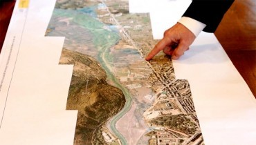 Las inundaciones del Sil pueden afectar a una población de 2.000 habitantes