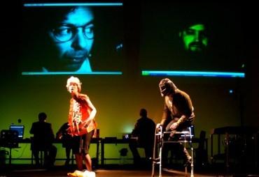 Taller teatral para adolescentes impartido por Nina Reglero