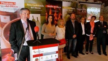 Los cinco consejos reguladores del Bierzo estrenan sede en Carracedelo
