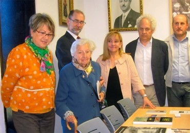 Inaugurada la Biblioteca Concha Casado en el Museo Etnográfico Provincial
