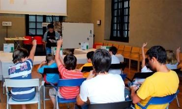 Ciencia, campamentos, conciertos y talleres para este verano con Ene.Museo