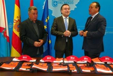 Protección Civil del Consejo se estrena con los campeonatos de ciclismo y de trial