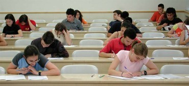 El número de alumnos que se presentan a Selectividad en Ponferrada desciende un 9,54%