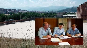 Ayuntamiento y CIUDEN rubrican el acuerdo para las actuaciones en Ene.Museo
