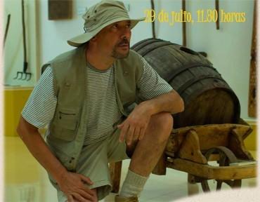 """""""Aventura en el Museo"""" con Arlindo el explorador"""