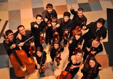 Camerata Clásica interpretará a Handel, Bach y Vivaldi en Corteza de Encina