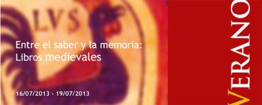 """El Castillo acoge el curso de verano de la ULE """"Entre el saber y la memoria: Libros medievales"""""""