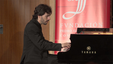 El público ponferradino reconoce el talento de Iván Martín