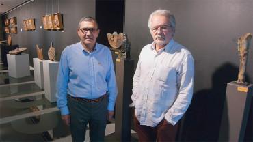 La construcción y deconstrucción de elementos en la cerámica de Gerardo Queipo