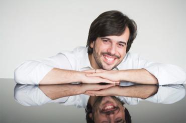 El reconocido pianista Iván Martínez interpretará en Corteza de Encina piezas de Scarlatti, Debussy y Chopin