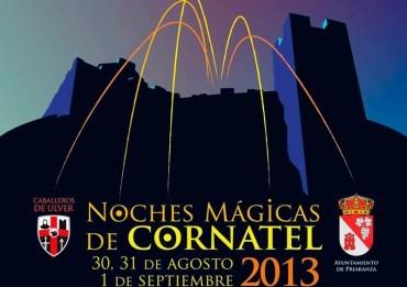 Caballeros de Ulver participan en las Noches Mágicas de Cornatel