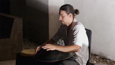 Música hang, música para la introspección por Mark Pulido