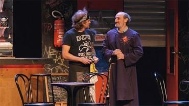 """José Luis Gil y Mauro Muñiz protagonizan en el Bergidum """"Una más y nos vamos"""""""