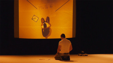 Pincelad2, imágenes y movimientos que hablan de un encuentro