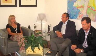 Diputación felicita al Consejo por el éxito del Banco de Tierras