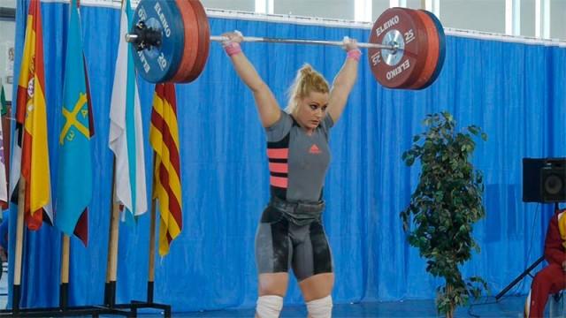 Lidia Valentín se proclama campeona del mundo en Anaheim