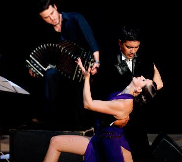 """Quinteto Nuestro Tiempo presenta """"Tango: Bailable y apiazzollado"""""""