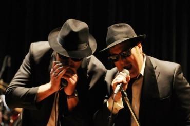 """""""The Blues Bros-El Tributo"""" espectáculo musical con los temas de The Blue Brothers"""