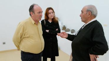 Sensibilidad y primitivismo poético en la escultura de Jonás Pérez