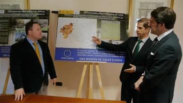 Confederación invertirá 400.000 € en la restauración de 13 cauces de ríos bercianos