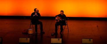 Concierto folk en el Bergidum con La Musgaña y el trío de cuerda Cuatro x Cuatro