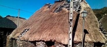 Patrimonio autoriza la restauración de la palloza de Balouta