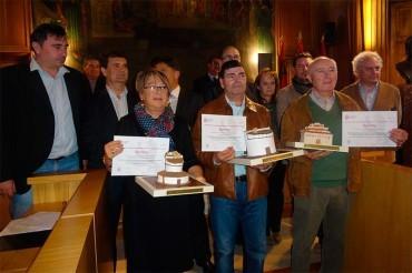 La restauración de un hórreo en Sotelo galardonada en los Premios Provinciales de Arquitectura