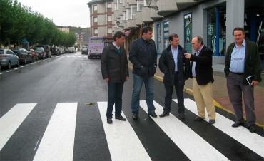 Empiezan las obras de la segunda fase de mejora del firme de las calles de Bembibre