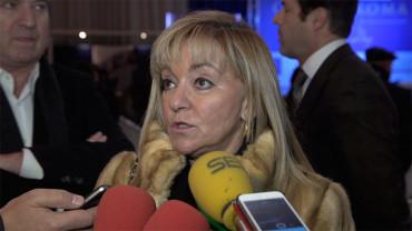 """Isabel Carrasco: """"Con los bomberos se tendrá que hacer algo parecido a Gersul"""""""