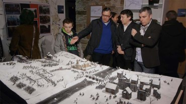 El Marca abre con una exposición los actos de celebración de la Batalla de Cacabelos de 1809