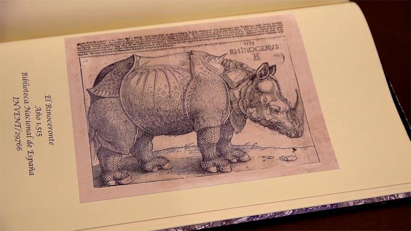Ovalle ofrece una nueva visita guiada a los libros de plantas mágicas y animales de Templum Libri