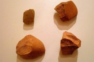 """El Museo Alto Bierzo presenta """"Útiles del Paleolítico. Tras las huellas de nuestro pasado"""""""