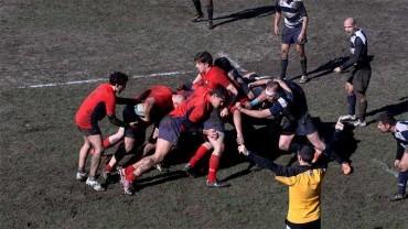 Bierzo Rugby mantiene las opciones en la lucha por la tercera posición
