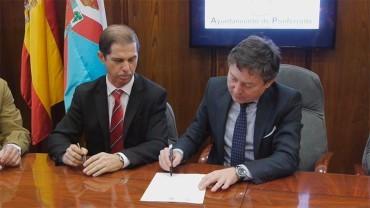 El Ayuntamiento devuelve la titularidad de la Fuente del Azufre a Confederación para su explotación hidroeléctrica