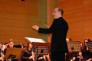 Concierto del Ensemble de Clarinetes de León dirigido por Javier Cerezo en el Bergidum