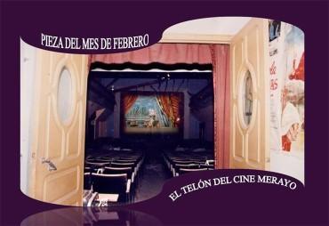 """El Museo Alto Bierzo presenta """"El telón del Cine Merayo"""""""