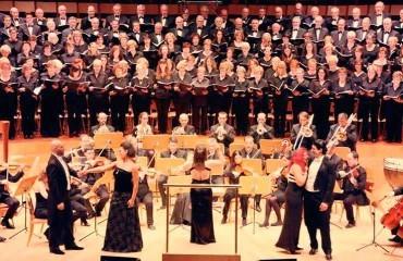 """Solera Berciana y la Orquesta Clásica de Vigo presentan """"Viva Verdi"""" en el Bergidum"""