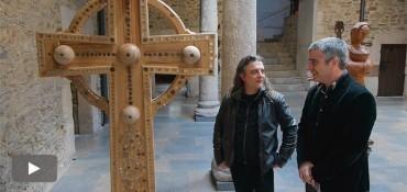 """""""Nudos y gubias"""", el universo en expansión del maestro ebanista Gil del Pozo"""