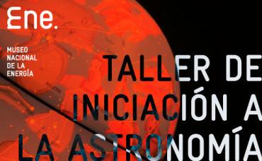 Iniciación a la astronomía en Ene.Térmica