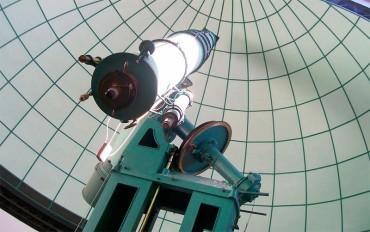 Taller de instrumentos de astronomía en Ene.Térmica