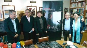 El I.E.B. y los ayuntamientos de Cacabelos y Ponferrada homenajean a Pepe Carralero en la IX Jornadas de Autor