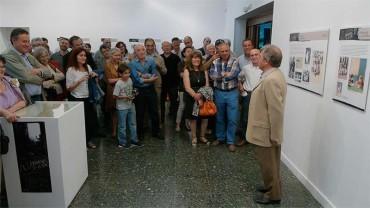 """José Carralero: """"Esta exposición representa un punto y aparte y un volver a empezar"""""""