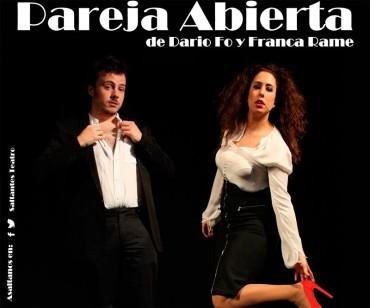 """El clásico """"Pareja abierta"""" se estrena en el Bergidum con el debut del actor ponferradino Luis Alija"""