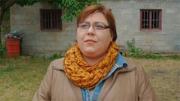 """Mónica Acebo: """"Comprar una finca era inviable"""""""